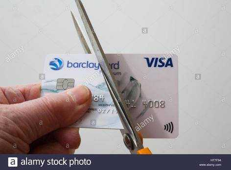 credit card replacement